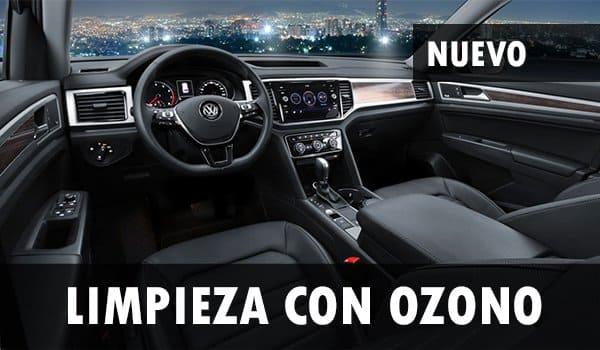 desinfección vehículos Coruña con ozono